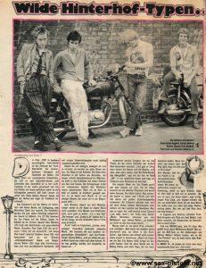 """40 Jahre """"Nazi-Rock aus England""""?"""