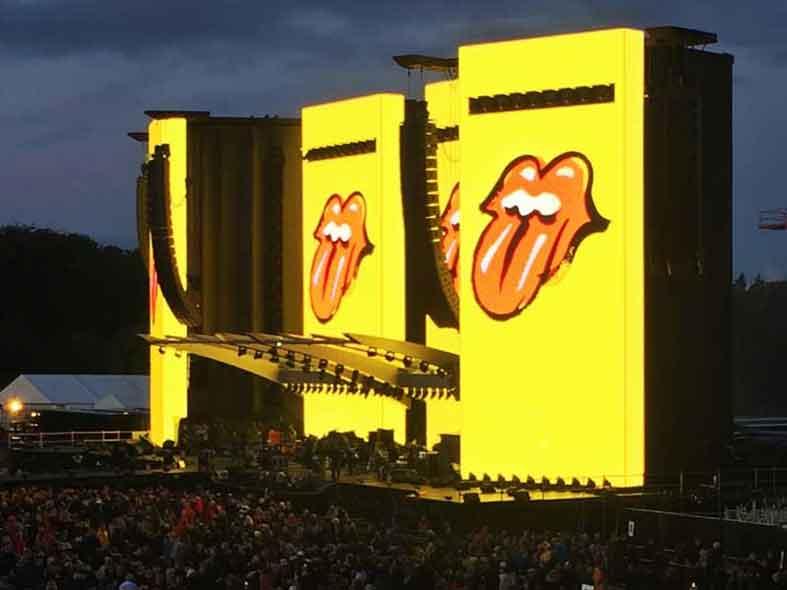 Die Rolling Stones in Hamburg: ein Erinnerungskultur-Spektakel