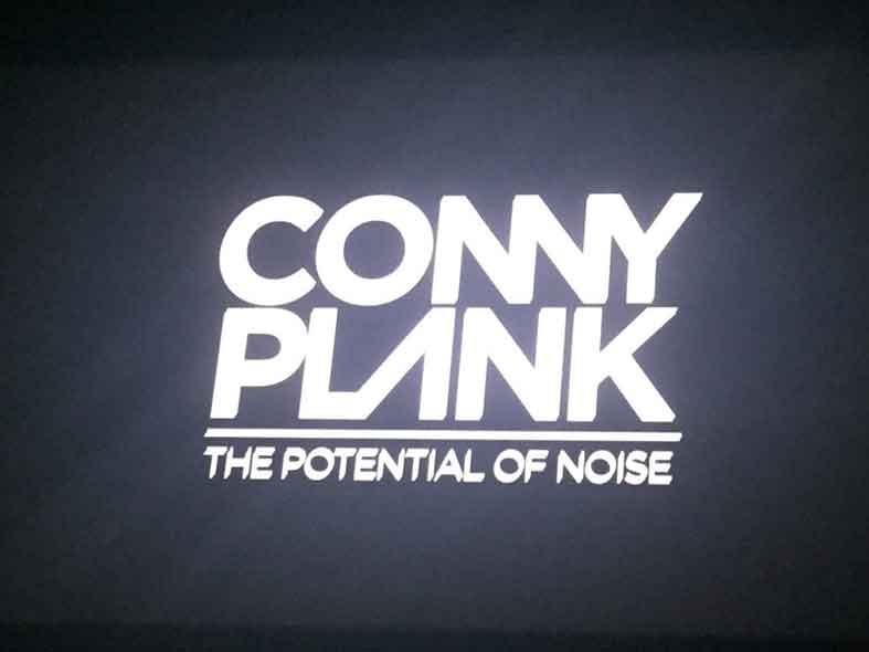 Conny Plank – The Potential Of Noise